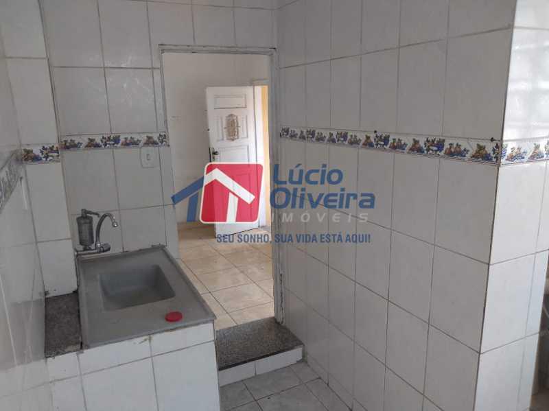 07- Cozinha - Casa de Vila 1 quarto à venda Madureira, Rio de Janeiro - R$ 135.000 - VPCV10031 - 8