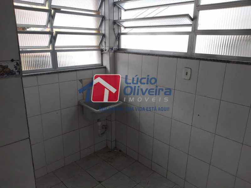 08- Area - Casa de Vila 1 quarto à venda Madureira, Rio de Janeiro - R$ 135.000 - VPCV10031 - 9