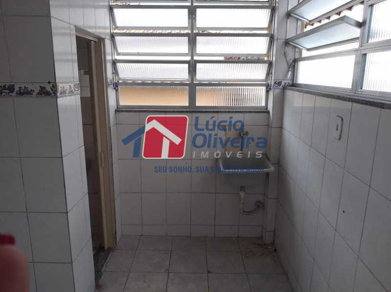 09- Area - Casa de Vila 1 quarto à venda Madureira, Rio de Janeiro - R$ 135.000 - VPCV10031 - 10