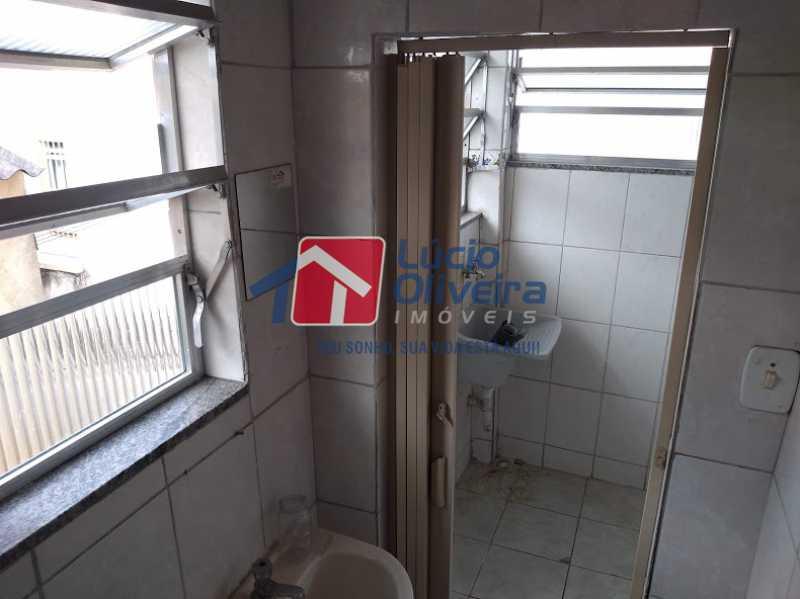 10- Banheiro - Casa de Vila 1 quarto à venda Madureira, Rio de Janeiro - R$ 135.000 - VPCV10031 - 11