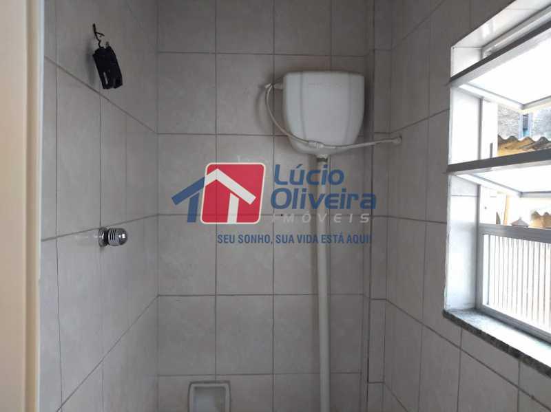 11- Banheiro - Casa de Vila 1 quarto à venda Madureira, Rio de Janeiro - R$ 135.000 - VPCV10031 - 12
