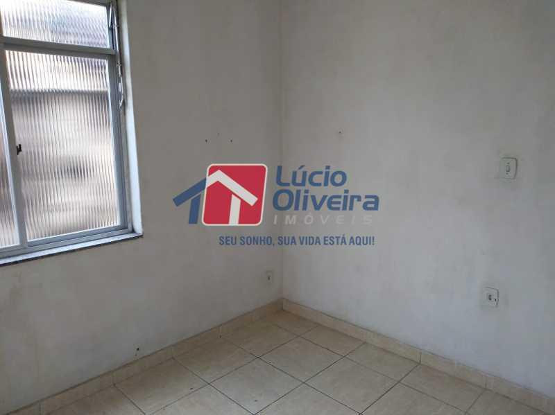 14- Quarto - Casa de Vila 1 quarto à venda Madureira, Rio de Janeiro - R$ 135.000 - VPCV10031 - 15