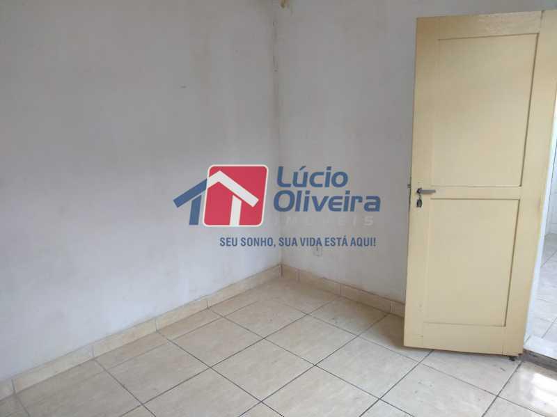 15- Quarto - Casa de Vila 1 quarto à venda Madureira, Rio de Janeiro - R$ 135.000 - VPCV10031 - 16