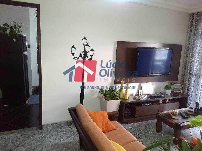 3-Sala ambiente - Apartamento À Venda - Rocha Miranda - Rio de Janeiro - RJ - VPAP21193 - 3