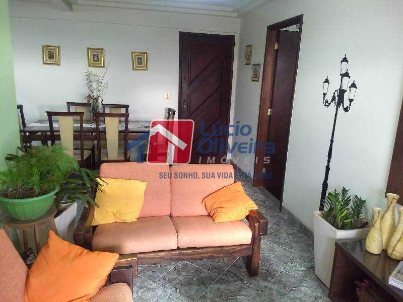 4-Sala - Apartamento À Venda - Rocha Miranda - Rio de Janeiro - RJ - VPAP21193 - 4