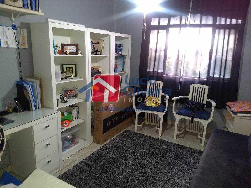 8Quarto solteiro... - Apartamento À Venda - Rocha Miranda - Rio de Janeiro - RJ - VPAP21193 - 8