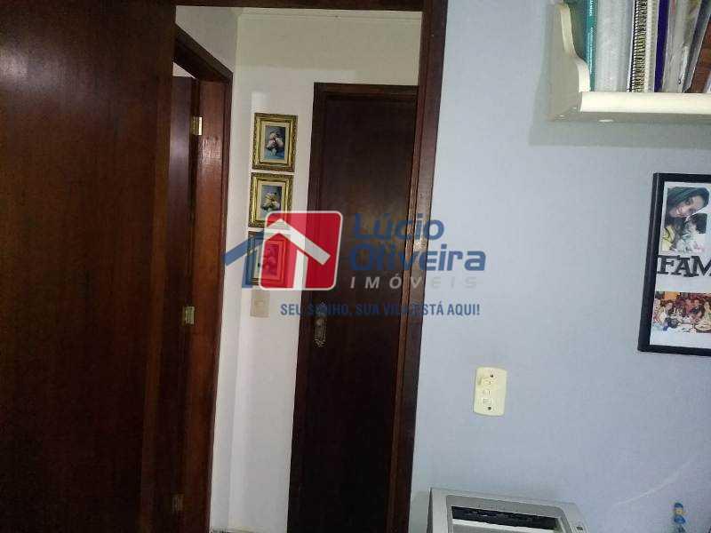 12-Quarto circulação - Apartamento À Venda - Rocha Miranda - Rio de Janeiro - RJ - VPAP21193 - 12