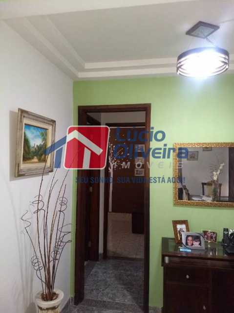 13-Circulação interna - Apartamento À Venda - Rocha Miranda - Rio de Janeiro - RJ - VPAP21193 - 13