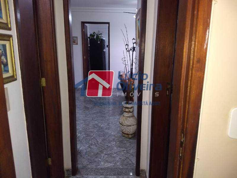 13-Circulação - Apartamento À Venda - Rocha Miranda - Rio de Janeiro - RJ - VPAP21193 - 14
