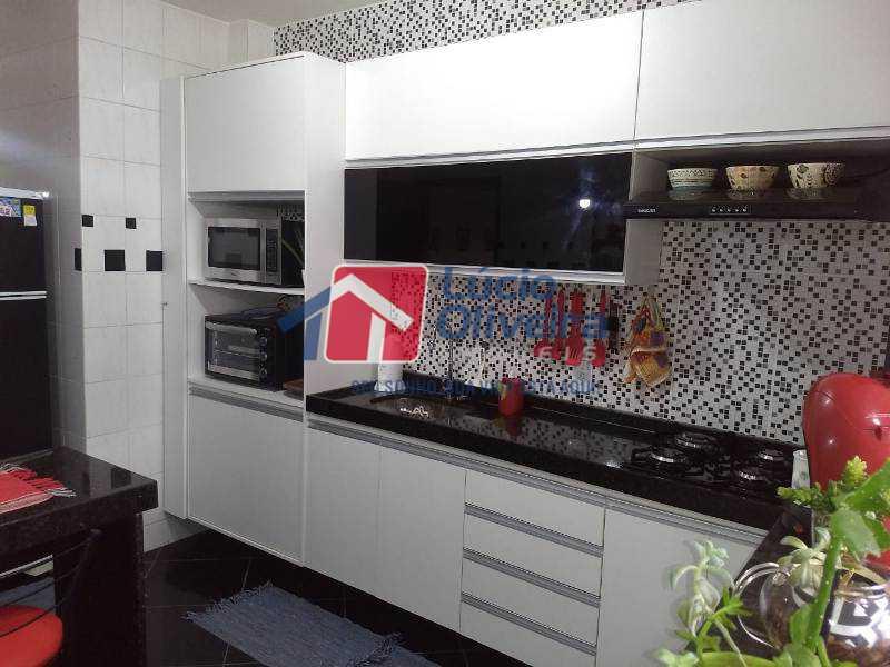 15-Cozinha ... - Apartamento À Venda - Rocha Miranda - Rio de Janeiro - RJ - VPAP21193 - 16
