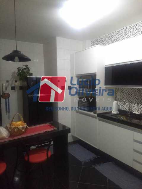 16-Cozinha armarios - Apartamento À Venda - Rocha Miranda - Rio de Janeiro - RJ - VPAP21193 - 17