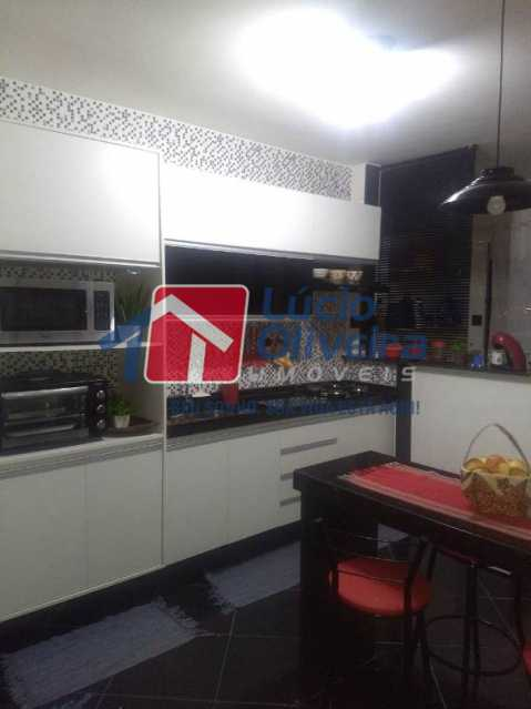 17-Copa -cozinha - Apartamento À Venda - Rocha Miranda - Rio de Janeiro - RJ - VPAP21193 - 19