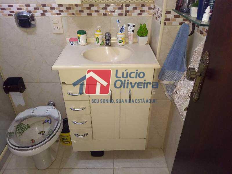18-Banheiro armários - Apartamento À Venda - Rocha Miranda - Rio de Janeiro - RJ - VPAP21193 - 20