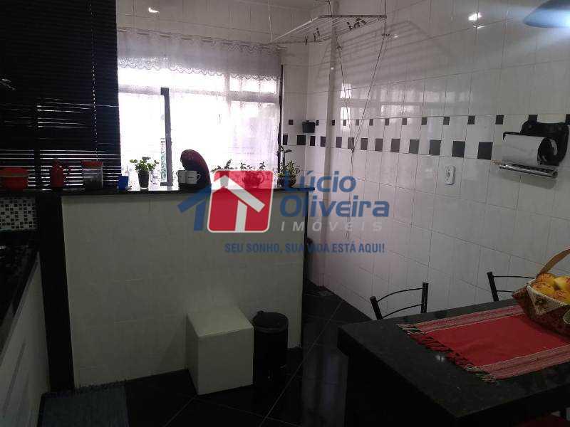 19-Area Serviço - Apartamento À Venda - Rocha Miranda - Rio de Janeiro - RJ - VPAP21193 - 22