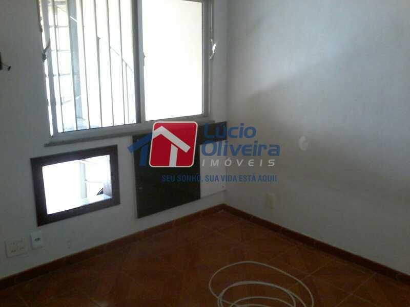 5 QUARTO - Casa 3 quartos à venda Vista Alegre, Rio de Janeiro - R$ 420.000 - VPCA30163 - 6