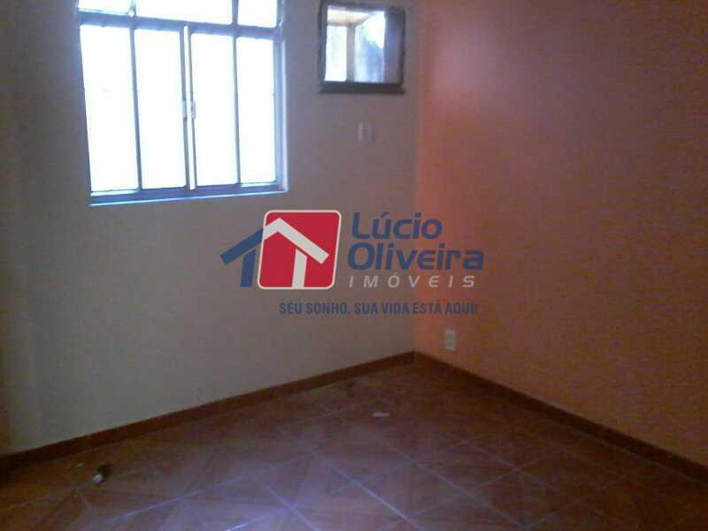 6 QUARTO - Casa 3 quartos à venda Vista Alegre, Rio de Janeiro - R$ 420.000 - VPCA30163 - 7