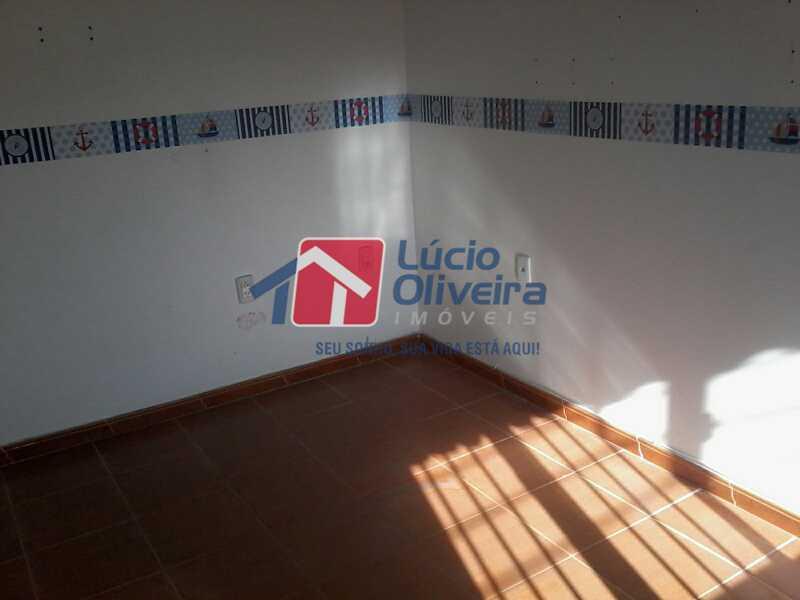 8 QUARTO - Casa 3 quartos à venda Vista Alegre, Rio de Janeiro - R$ 420.000 - VPCA30163 - 9
