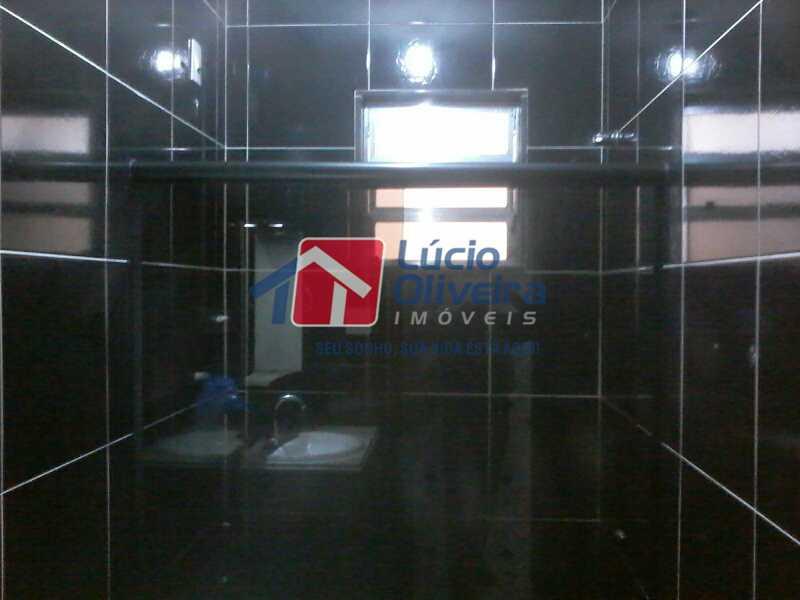 11 BANHEIRO - Casa 3 quartos à venda Vista Alegre, Rio de Janeiro - R$ 420.000 - VPCA30163 - 12