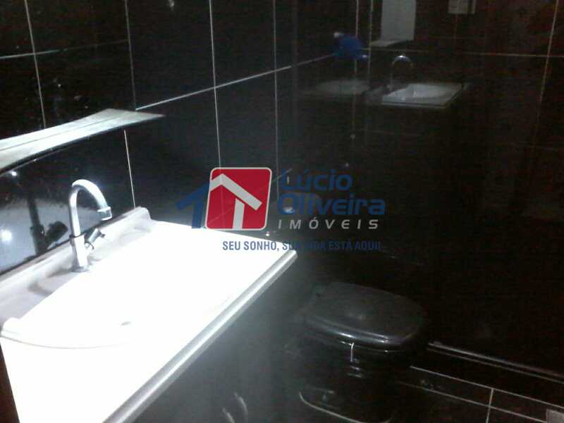 12 BANHEIRO - Casa 3 quartos à venda Vista Alegre, Rio de Janeiro - R$ 420.000 - VPCA30163 - 13