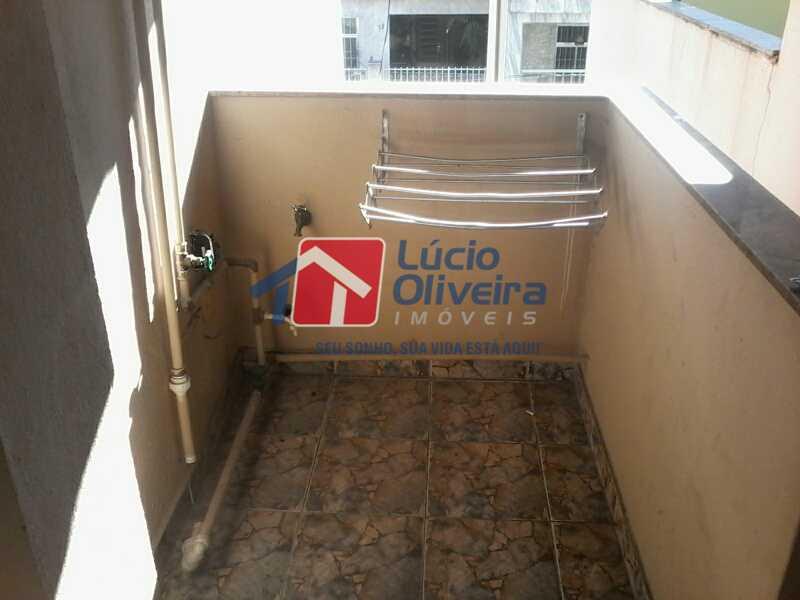 14 ÁREA - Casa 3 quartos à venda Vista Alegre, Rio de Janeiro - R$ 420.000 - VPCA30163 - 16