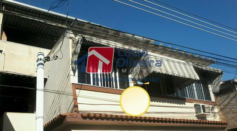 18 FACHADA - Casa 3 quartos à venda Vista Alegre, Rio de Janeiro - R$ 420.000 - VPCA30163 - 20