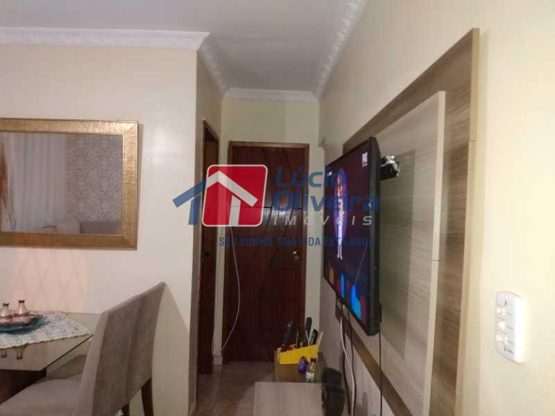 8-Circulação sala - Apartamento Tomás Coelho, Rio de Janeiro, RJ À Venda, 2 Quartos, 51m² - VPAP21195 - 9
