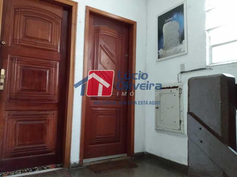 9-entrada social apt - Apartamento Tomás Coelho, Rio de Janeiro, RJ À Venda, 2 Quartos, 51m² - VPAP21195 - 10