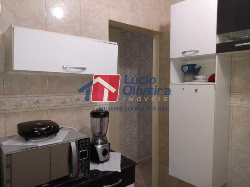 11-Cozinha saida - Apartamento Tomás Coelho, Rio de Janeiro, RJ À Venda, 2 Quartos, 51m² - VPAP21195 - 12