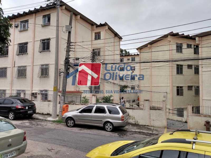 20-Parqueamento condominio - Apartamento Tomás Coelho, Rio de Janeiro, RJ À Venda, 2 Quartos, 51m² - VPAP21195 - 25