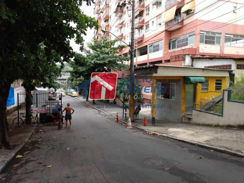 21-Portaria Condominio - Apartamento Tomás Coelho, Rio de Janeiro, RJ À Venda, 2 Quartos, 51m² - VPAP21195 - 21