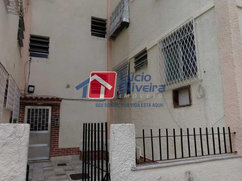 24-vista interna condominio - Apartamento Tomás Coelho, Rio de Janeiro, RJ À Venda, 2 Quartos, 51m² - VPAP21195 - 23