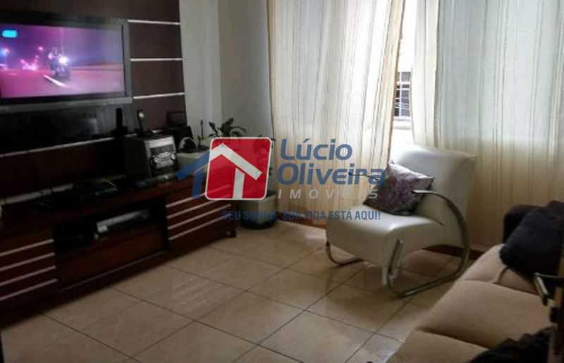 1-Sala - Apartamento À Venda - Vila da Penha - Rio de Janeiro - RJ - VPAP30286 - 1