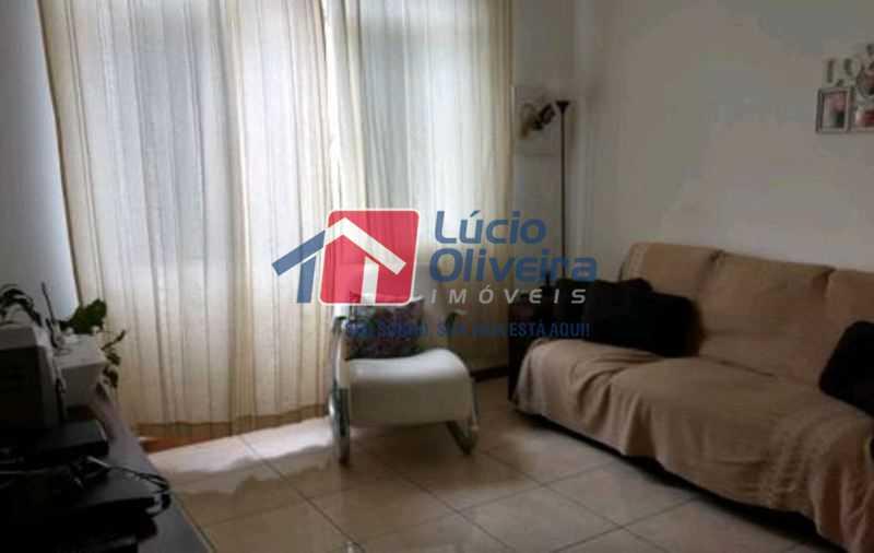 2-Sala.. - Apartamento À Venda - Vila da Penha - Rio de Janeiro - RJ - VPAP30286 - 3