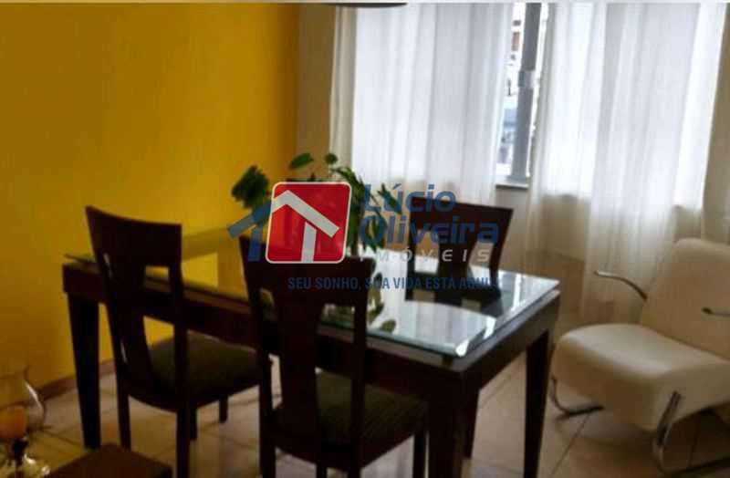 3-Sala 2 ambiente - Apartamento À Venda - Vila da Penha - Rio de Janeiro - RJ - VPAP30286 - 4