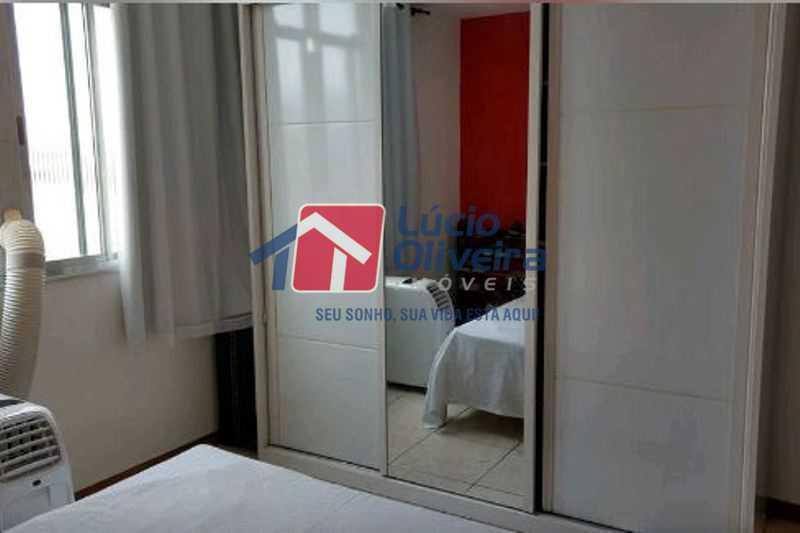 7-Quarto casal - Apartamento À Venda - Vila da Penha - Rio de Janeiro - RJ - VPAP30286 - 8