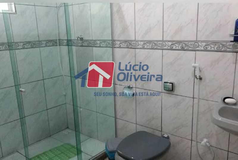 17-Banheiro social - Apartamento À Venda - Vila da Penha - Rio de Janeiro - RJ - VPAP30286 - 18