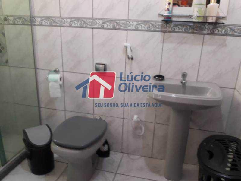 18-Banheiro social 2... - Apartamento À Venda - Vila da Penha - Rio de Janeiro - RJ - VPAP30286 - 20