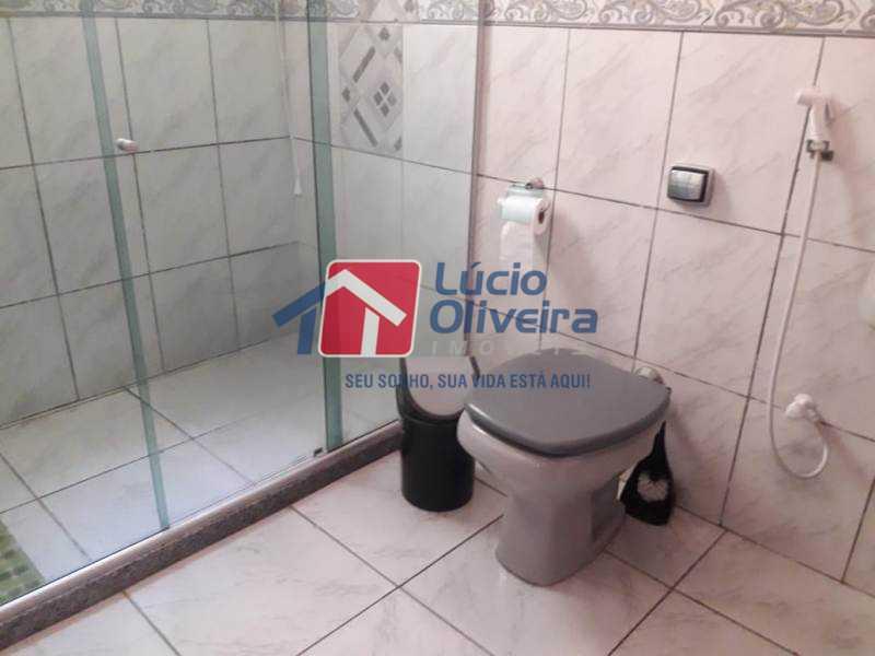 19-Banheiro social 2 - Apartamento À Venda - Vila da Penha - Rio de Janeiro - RJ - VPAP30286 - 21
