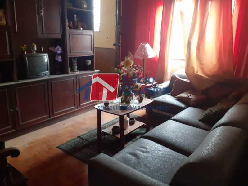 1 sala. - Apartamento À Venda - Braz de Pina - Rio de Janeiro - RJ - VPAP21196 - 1