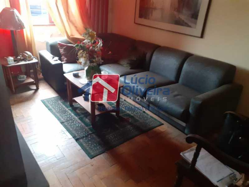 2 sala. - Apartamento À Venda - Braz de Pina - Rio de Janeiro - RJ - VPAP21196 - 3