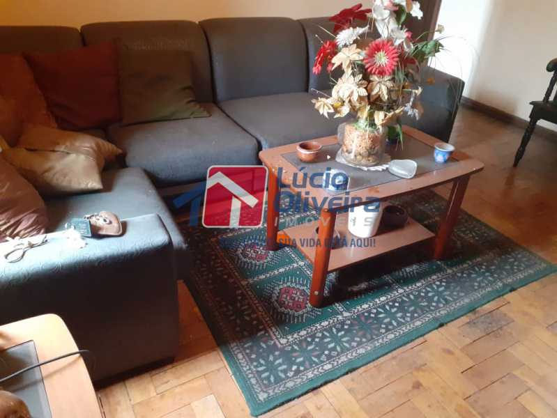 3 sala. - Apartamento À Venda - Braz de Pina - Rio de Janeiro - RJ - VPAP21196 - 4