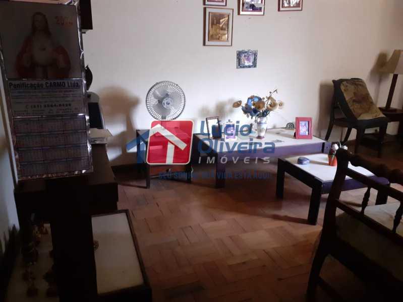 7 quarto. - Apartamento À Venda - Braz de Pina - Rio de Janeiro - RJ - VPAP21196 - 8