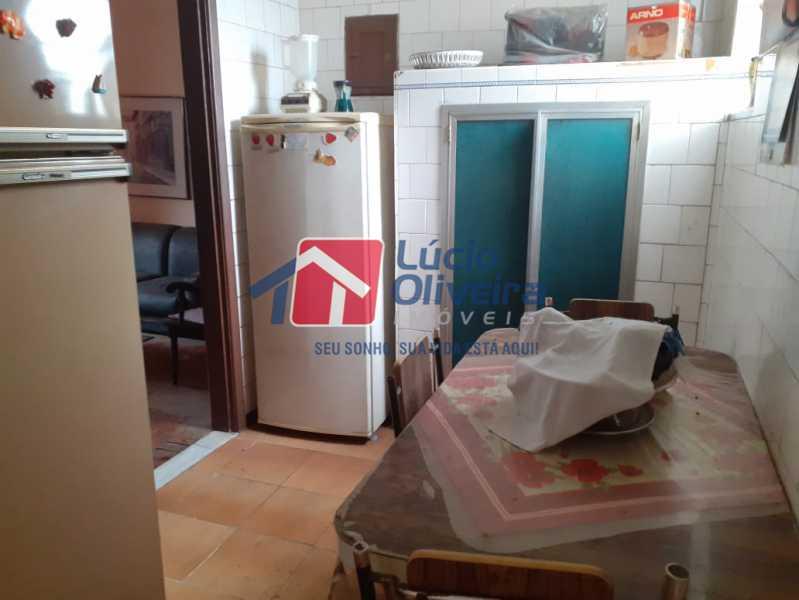 9 cozinha. - Apartamento À Venda - Braz de Pina - Rio de Janeiro - RJ - VPAP21196 - 10