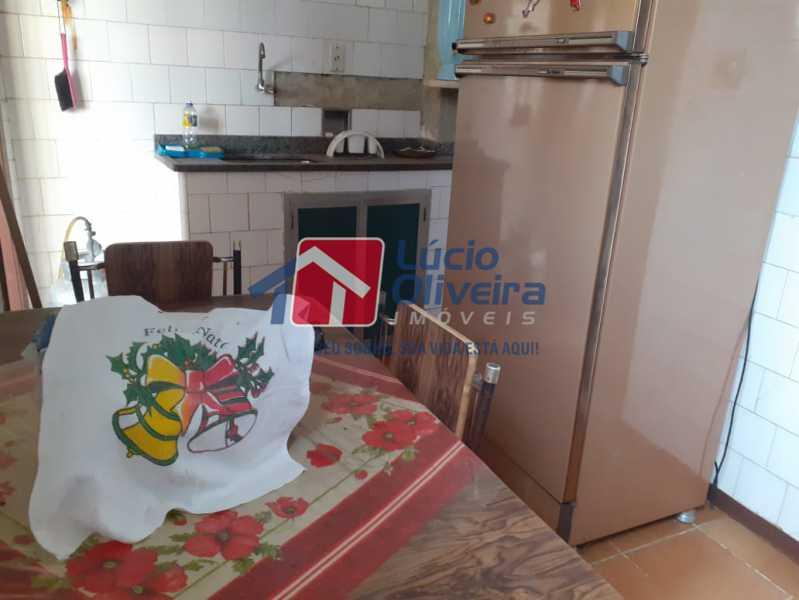 10 cozinha. - Apartamento À Venda - Braz de Pina - Rio de Janeiro - RJ - VPAP21196 - 11