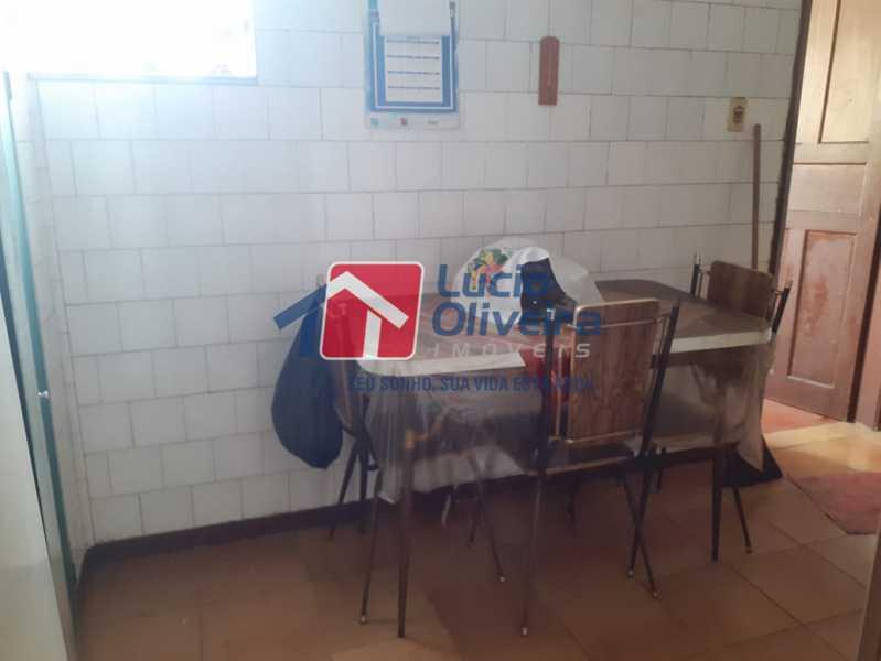 11 cozinha. - Apartamento À Venda - Braz de Pina - Rio de Janeiro - RJ - VPAP21196 - 12