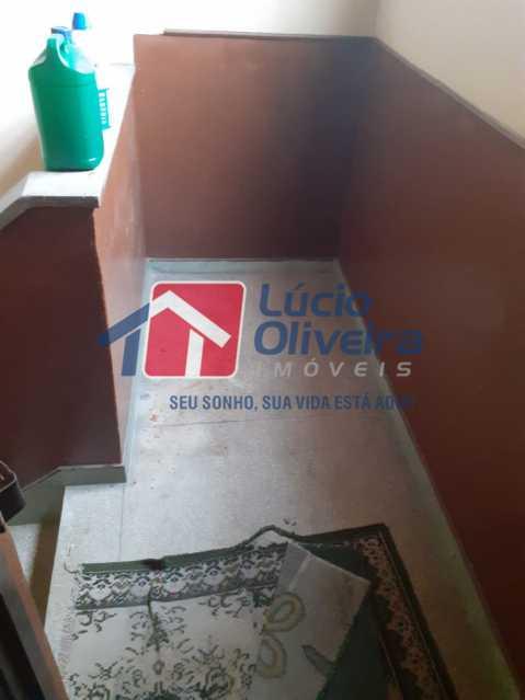 14 hall de entrada. - Apartamento À Venda - Braz de Pina - Rio de Janeiro - RJ - VPAP21196 - 15