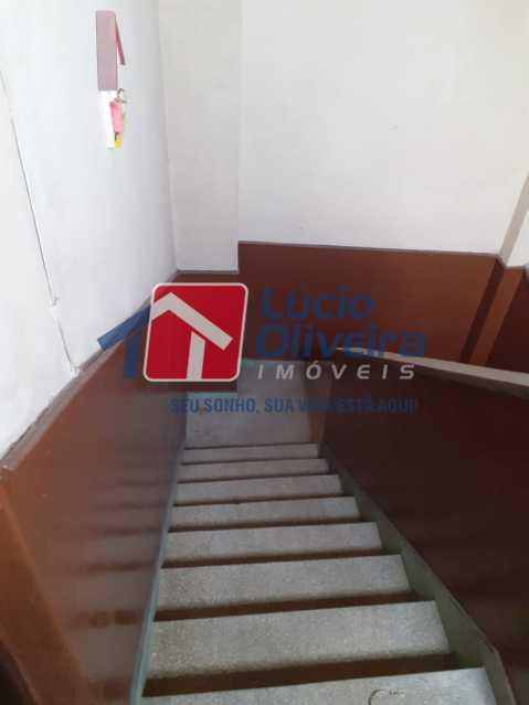 15 escada. - Apartamento À Venda - Braz de Pina - Rio de Janeiro - RJ - VPAP21196 - 16