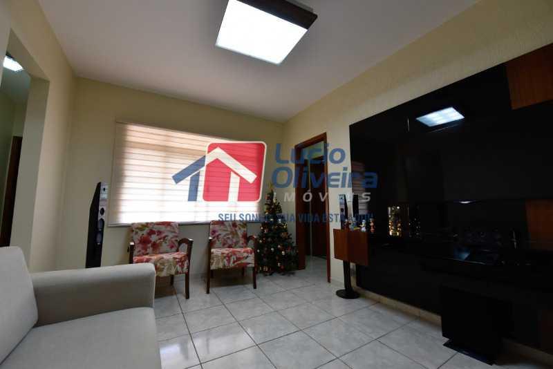1 sala. - Apartamento À Venda - Vila da Penha - Rio de Janeiro - RJ - VPAP21197 - 1