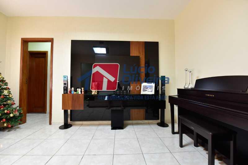 2 sala. - Apartamento À Venda - Vila da Penha - Rio de Janeiro - RJ - VPAP21197 - 3