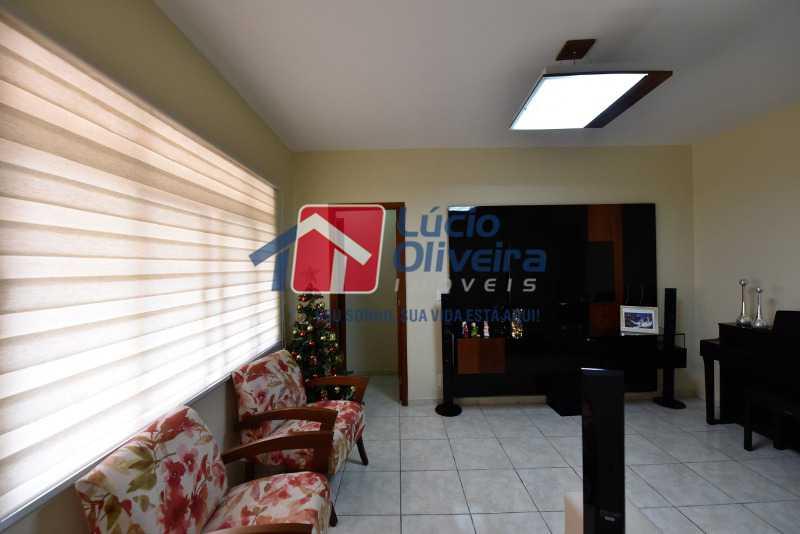 3 sala. - Apartamento À Venda - Vila da Penha - Rio de Janeiro - RJ - VPAP21197 - 4